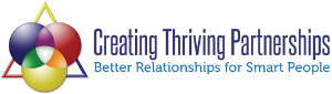Creating Thriving Partnerships – Better Relationships for Smart People